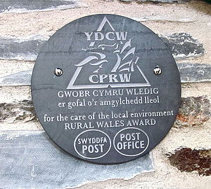Campaign for the Protection of Rural Wales - CPRW Rural Wales Award