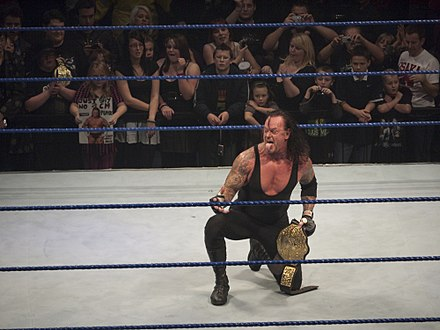 The Undertaker - Wikiwand