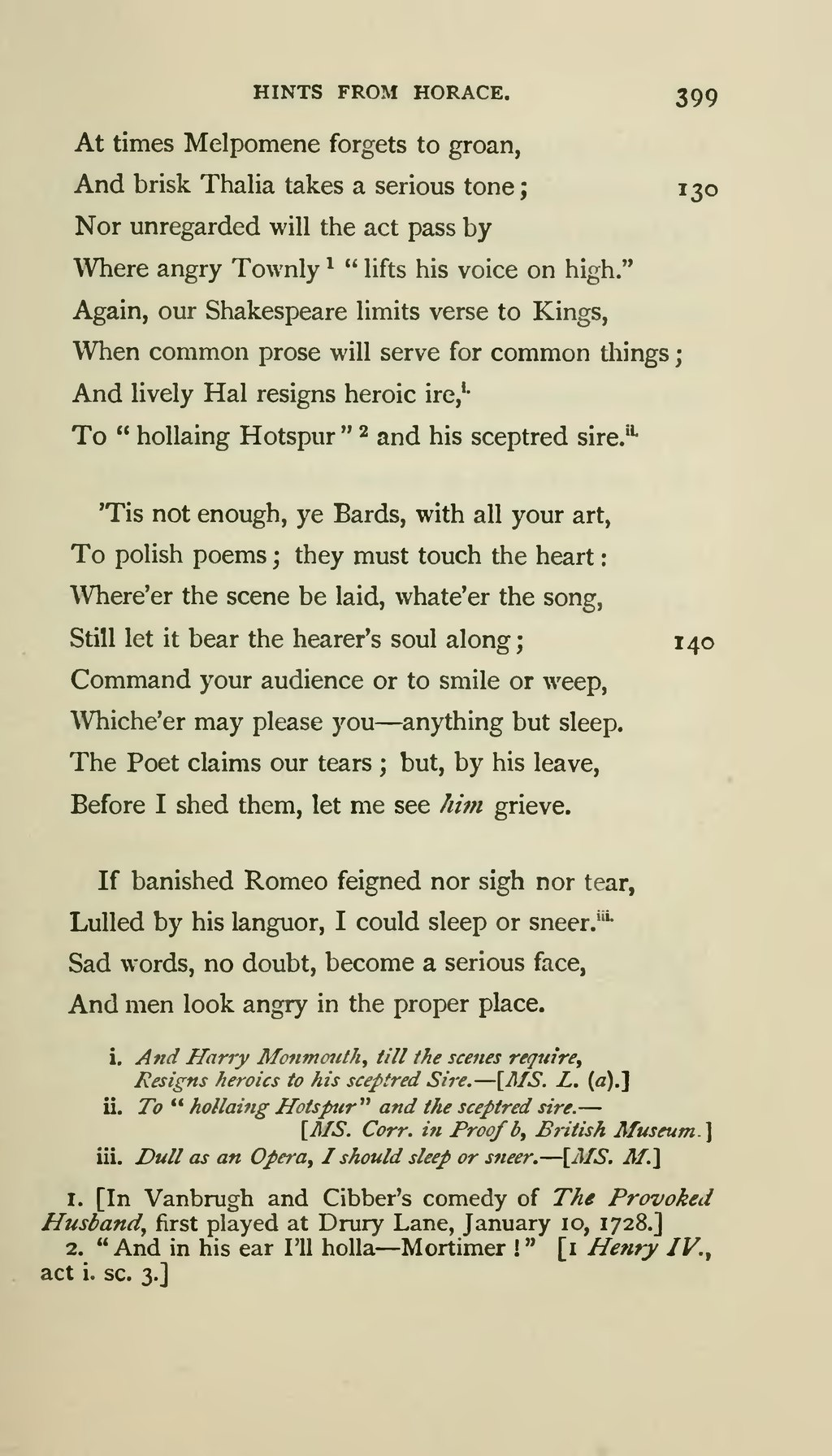 Please Bear With Me Soon Theyll Leave >> Page The Works Of Lord Byron Ed Coleridge Prothero Volume 1
