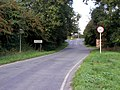 The approach to Beltoft - geograph.org.uk - 225824.jpg