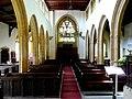 The church of The Blessed Virgin Mary, Donyatt - interior - geograph.org.uk - 1279077.jpg