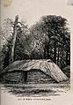 The hut where David Livingstone died, in central Africa. Etc Wellcome V0018858.jpg