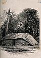 The hut where David Livingstone died, in central Africa. Etc Wellcome V0018858.jpg