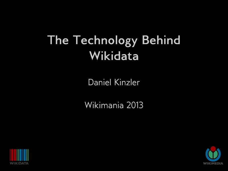File:The technology behind Wikidata.pdf