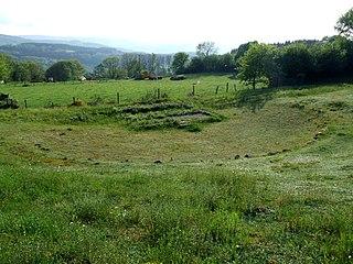 Arleuf Commune in Bourgogne-Franche-Comté, France