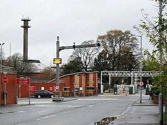Headquarters Northern Ireland - Thiepval Barracks, Lisburn, command headquarters