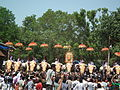 Thiruvambadi varav during Thrissur Pooram 2013 7304.JPG