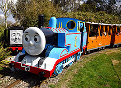 Thomas a Drusillas Parkban