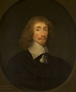 Thomas Bruce, 1st Earl of Elgin