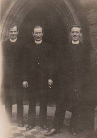 Missionaries of the Sacred Heart - Between 1927 and 1937 Rev Charles Gouffe, Rev Patrick Long, Rev John Tuomey, Rev William Tynan, Rev William Barrow, Rev Patrick Lennane and Rev Michael Nealon served the parish of St Anne's RC Church at Ugthorpe, North Yorkshire.