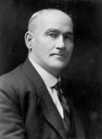 Minister of Housing and Urban Development - Image: Tim Armstrong 1935