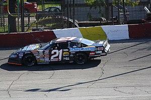 Tim Schendel - Image: Tim Schendel ASA Midwest 2011 Rockford Speedway NSTC