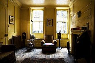 Timothy Everest - Inside Timothy Everest's Spitalfields atelier, ground floor