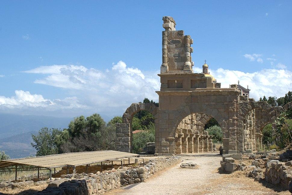 Tindari ruins