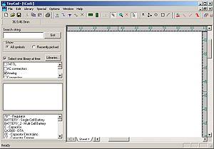 Tinycad screenshot