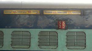 Chendur Express
