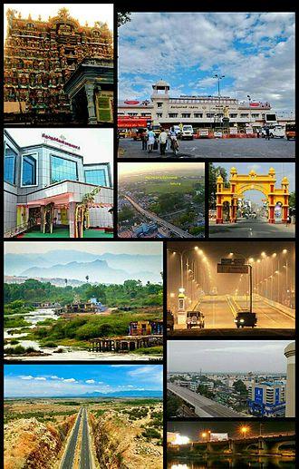 Tirunelveli - Image: Tirunelveli city