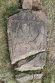 Tiya, parco delle stele, secondo gruppo, stele databili all'xi-xii secolo circa 39 stele antropomorfa 5.jpg
