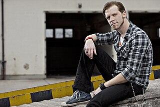 Tobias Regner German singer