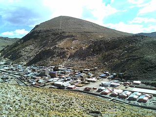 Puerto de Mejillones Province Province in Oruro, Bolivia