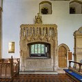 Tomb of Sir William Chamberlain and Lady Anne, Easter Sepulchre, Church of St Peter and St Paul, East Harling.jpg