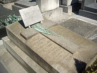Charles Louis Alphonse Laveran - Grave at Cimetière du Montparnasse
