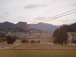 Satoyama - Satoyama in Kuma kōgen town, Ehime