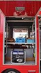 Tool box of JMSDF Rescue vehicle(Hino Dutro, 41-2311) left side view at Maizuru Air Station July 29, 2017 02.jpg