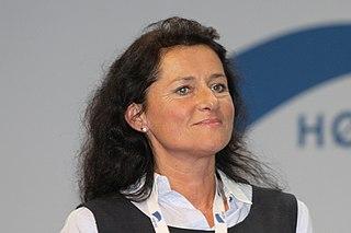 Torhild Aarbergsbotten Norwegian politician and veterinarian