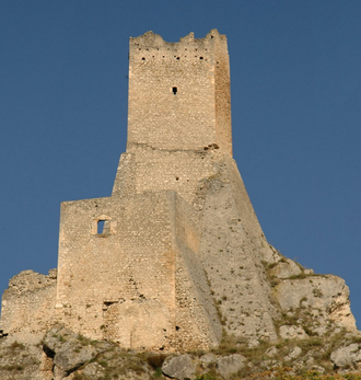 Pescina - Tower Piccolomini