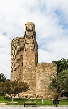 Maiden Tower Baku Wikipedia
