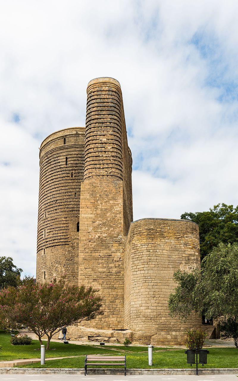 Torre de la Doncella, Baku, Azerbaiyán, 2016-09-26, DD 08.jpg