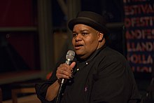 Toshi Reagon at the Holland Festival, 2018