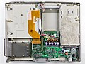 Toshiba Satellite 220CS - bottom part with power- and interface board-91522.jpg