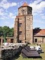 Toszek, zamek,XV.JPG