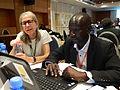ToujoursPasSages @fasokan en Monotoring de Pôle d'Observation Citoyenne Electorale (présidentielles 2013 au Mali) (9539080004).jpg