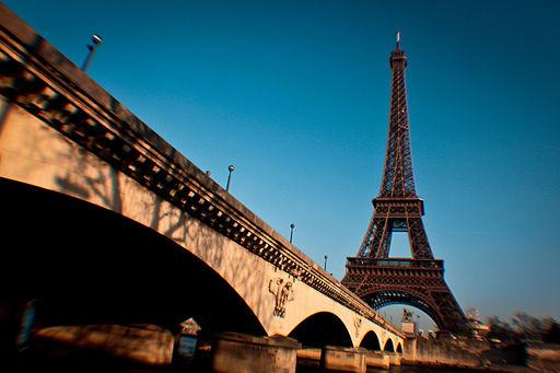 Tour Effeil + pont