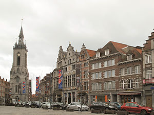 Tournai - Grand Place