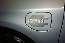 Prius Plug In Hybrid Charging Port