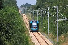 Ligne de nantes orl ans ch teaubriant wikip dia - Horaire tram orleans ligne a ...