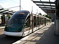TramStrasbourg lineD Rotonde 2versBriand.JPG