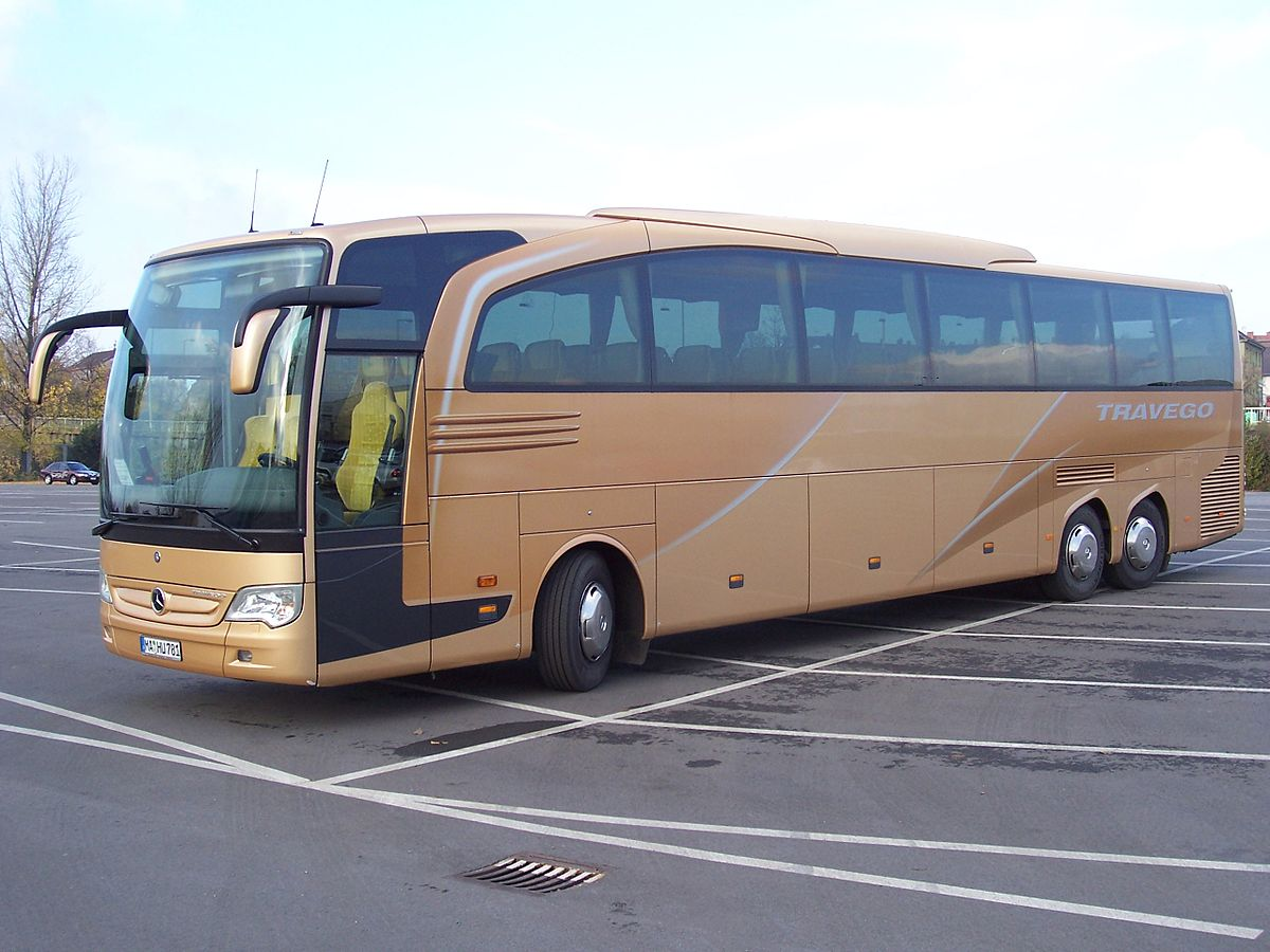 Mercedes-Benz Travego - Wikipedia
