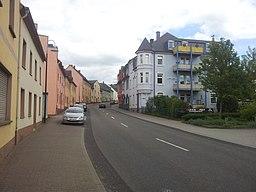 Avelsbacher Straße in Trier