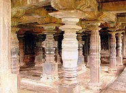 Tripurantakesvara Temple Open Mantapa at Balligavi
