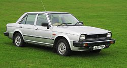 Triumph Acclaim August 1983 1335cc.JPG