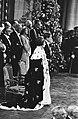 Troonswisseling 30 april , inhuldiging in Nieuwe Kerk Koningin Beatrix en Prin, Bestanddeelnr 930-8055.jpg