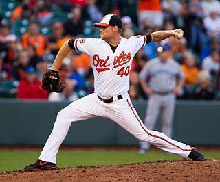 Troy Patton Major League Baseball pitcher