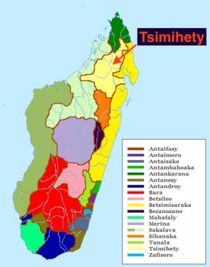 Tsimihety people - Image: Tsimihety people Madagascar