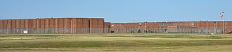 Arkansas Department of Correction - Image: Tucker Unit Maximum Security