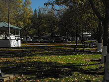 Tuolumne City, Downtown Park.JPG